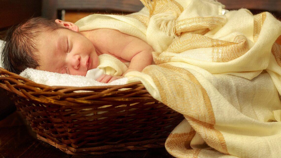 Dopasowanie kocyków niemowlęcym